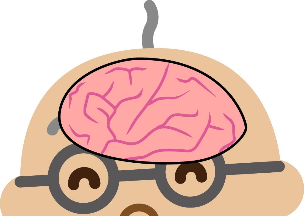 おじいちゃんの脳内